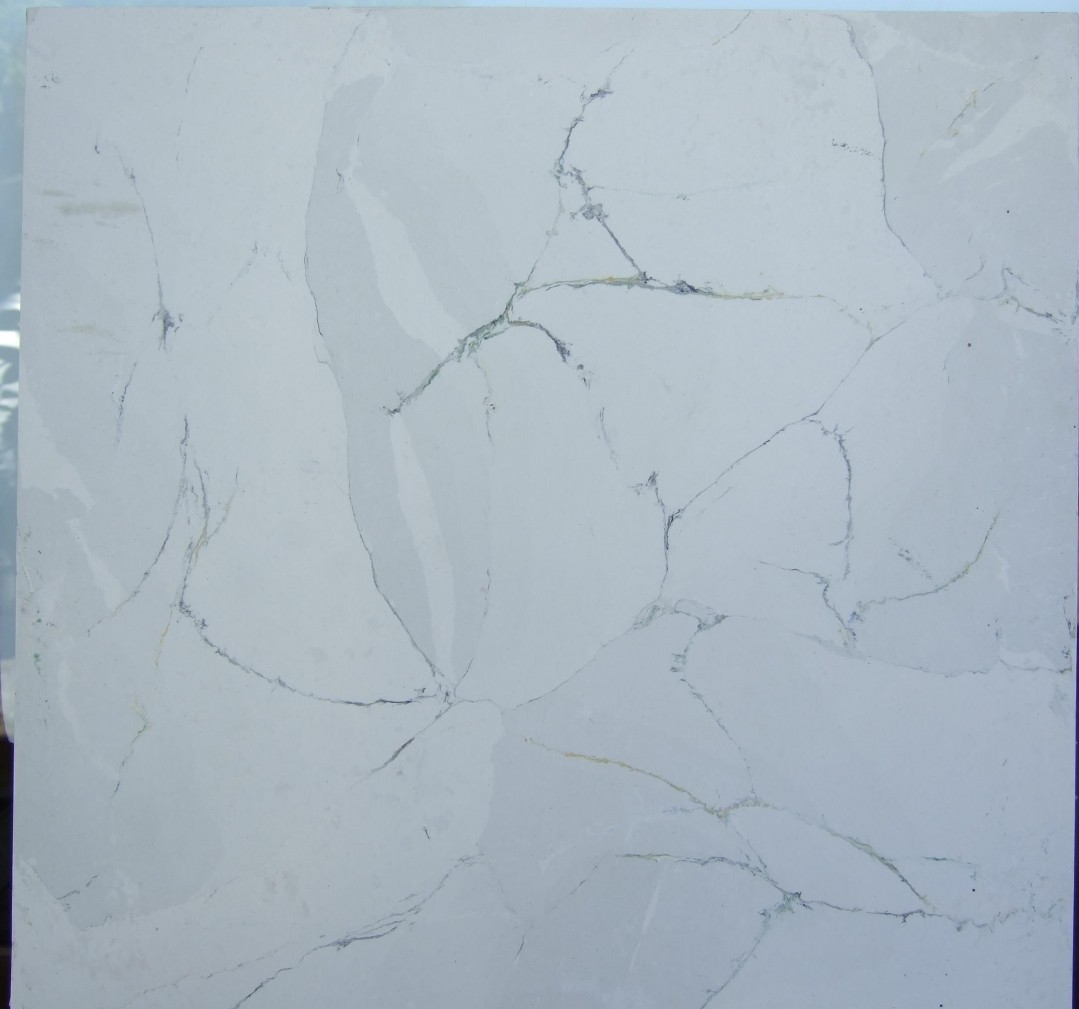 Stuc marbre blanc